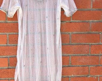 Gatsby layering dress