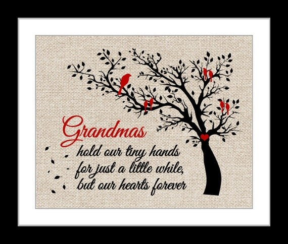 Birthday Gift For Grandma Gift Ideas Mothers Day Gift For