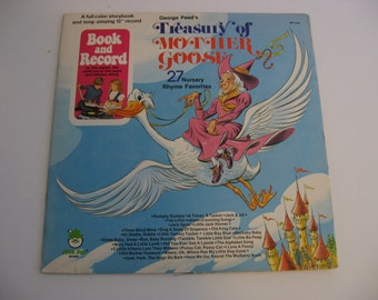 Treasury Of Mother Goose - 1976