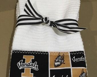 University of Idaho Hand Towels