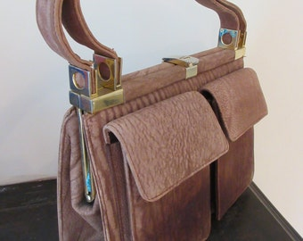 Vintage 1960's Handbag - EXTREMELY Unique!!!