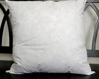 Feather Down Pillow Insert, 20 x 20 Pillow Form