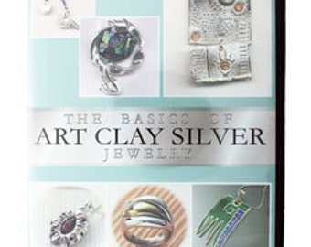 Basics of Art Clay Silver Jewelry - DVD (VT2513)