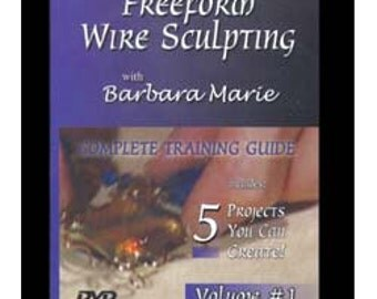 Freeform Wire Sculpting - DVD (VT2495)