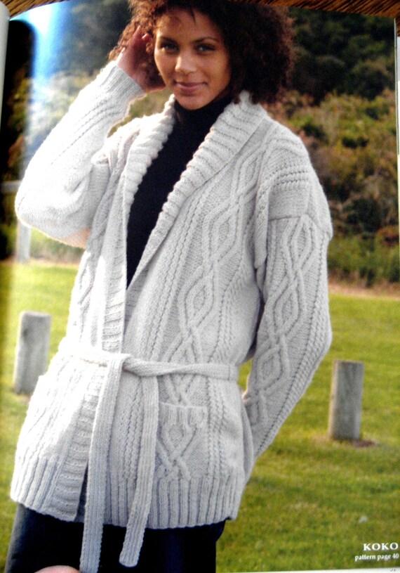 Ella Rae Knitting Pattern Books : Ella Rae Book 6, knitting patterns, sweater patterns ...