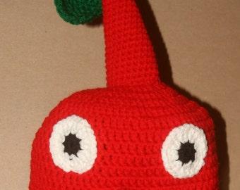 Crochet Pikmin Hats   All Colors