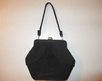 Satin Evening Bag