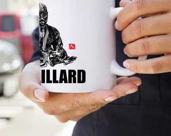 "KillerBeeMoto:  Official Brent Lillard ""Full Lillard"" Coffee Mug"