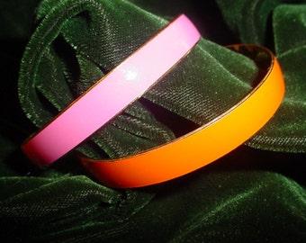 1970s Bangle Bracelets