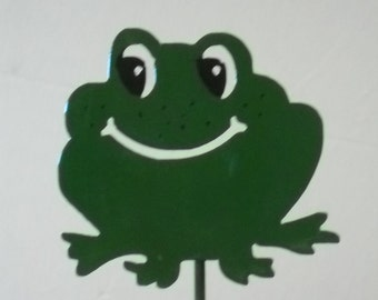 Frog on Stick