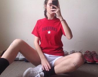 vintage converse tshirt / small