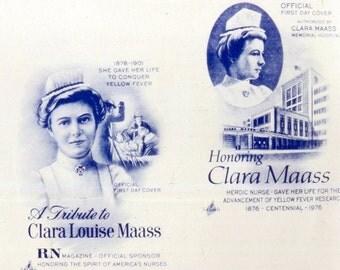 honoring Clara Maass
