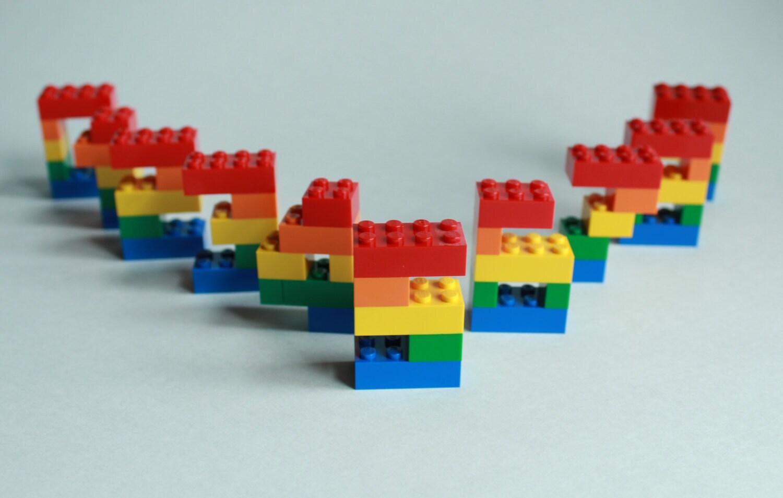 Numeri Di Lego Lego Per Torte Decorazione Torta Di Di