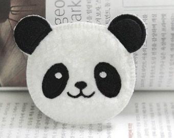 Sew On Wappen Panda