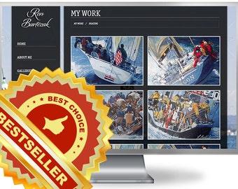 Website Design - Responsive Website - Wordpress Website - Online Shop - Ecommerce Website - Professional Website