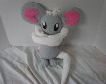 Cinccino Pokemon Plush