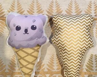 Koaro Bear Ursacream Plush (handmade)