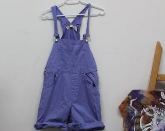Vintage Violet Overalls
