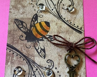 Bumble Bee Tags