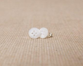 Button Earrings (4)