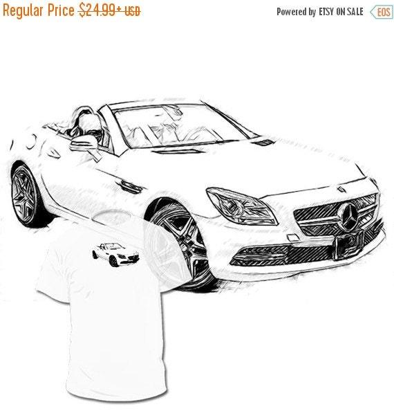 40 off sale mercedes benz slk t shirt your favorite by for Mercedes benz t shirts sale