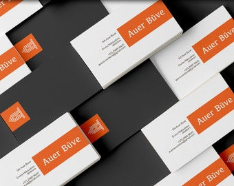 Business card (any logo,any color, any font,any size)