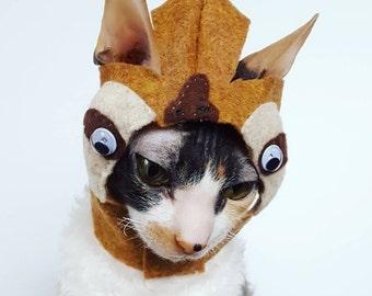 Cat Sloth Hat