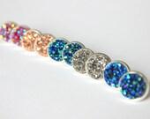 Druzy Stud Earrings, Faux Druzy Earring, Druzy Earrings, Faux Druzy Stone, Stone Earring, Stone Jewelry, Boho Chic, Boho Jewelry