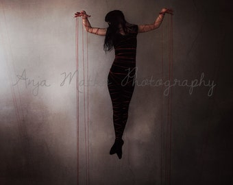 Conceptual, Fine Art Print, The Puppeteer