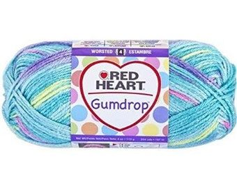 Red Heart Gumdrops - Smoothie US import