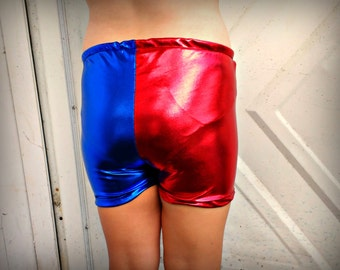 Suicide inspired Harley shorts baby/toddler/ kids Squad Lil miss Quinn