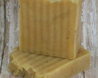 Skin Healing Soap - Eczema - All Natural - Herbal- Essential Oils