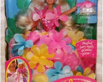 Barbie Doll - 1996 Blossom Beauty Barbie - NRFB