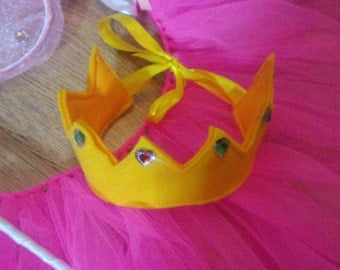 Make-Believe Princess Costume