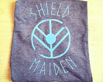 Vikings inspired women's tank/t-shirt