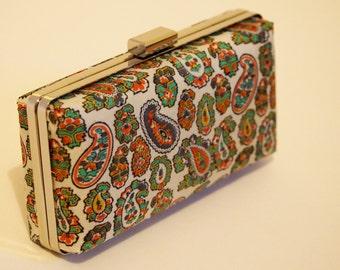 Vintage Liberty - Clutch Bag