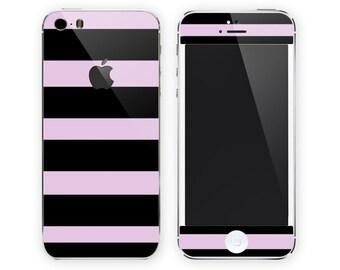 iPhone Skin Super Stripe iPhone Case Alternative iPhone Skin iPhone Decal iPhone Sticker for iPhone 4 iPhone 4s iPhone 5c iPhone 6 iPhone SE