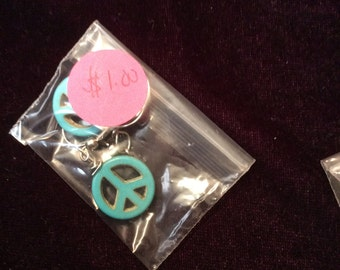 3 pack earrings--SALE