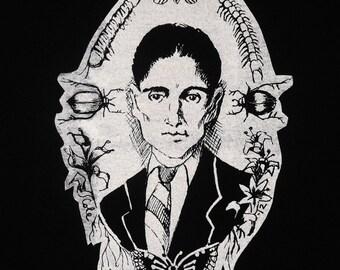 Franz Kafka T union-made in USA