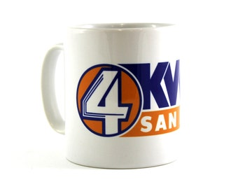 Anchorman: KVWN Channel 4 News Movie Mug