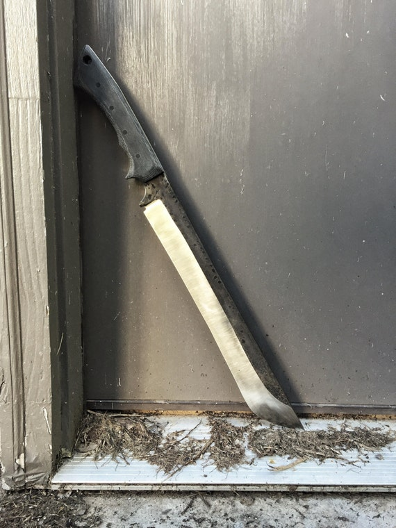 Bane: an Outdoorsman's Knife