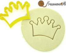 Crown Cookie Cutter/Multi-Size