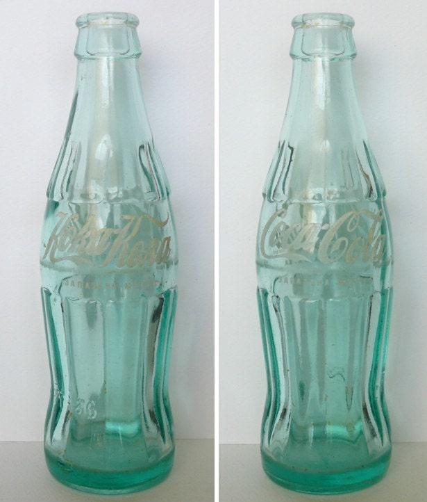 Coca Cola Bottle Кока Кола 1980 S Very Rare 200ml