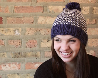 Striped Hat - Customize Colors!