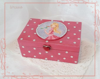 box for Princess
