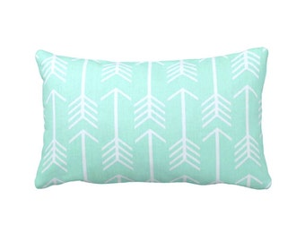 7 Sizes Available: Mint Throw Pillow Cover Decorative Pillows Mint Green Pillow Cover Mint Sofa Pillow Lumbar Pillow Mint Pillow Mint Decor