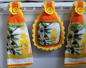 Kitchen Towels Set