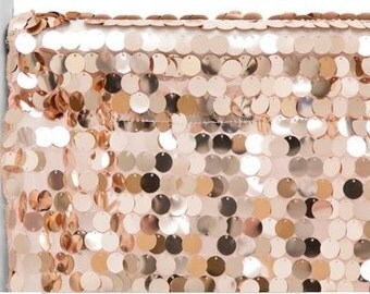 Payette, Sequin Backdrop, Large Sequin Fabric, Large Sequin payette, Sequin Material, Sequin Fabric, Wedding backdrop, Sequin Drapes