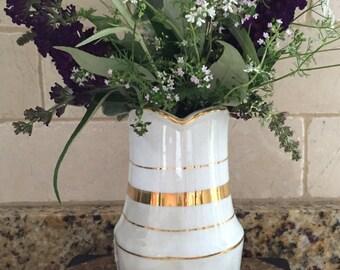 Ironstone Vase