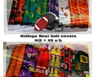 Special Needs Medical Awareness Seat Belt Covers